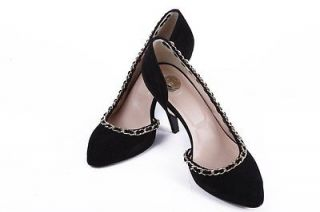 Elisabetta Franchi Celyn B SHOES PUMPS Woman Sz. 8 EU 39  40%