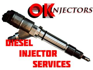 service dynamic cleaning testing for diesel injectors electronic