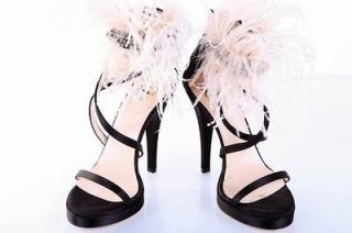 Elisabetta Franchi Celyn B SHOES PUMPS Woman Sz. 37 USA 6  50%