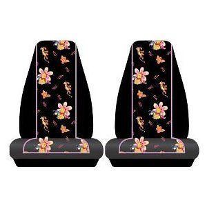 POOH TOYOTA CELICA ECHO RAV4 PRIUS BUCKET SEAT COVERS CAR TRUCK SUV