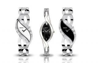 Sekonda Seksy Sparkle Leaf Watch Range + Free Pendant
