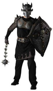 Armored Knight Executioner Medieval Gothic Dress Up Halloween Adult
