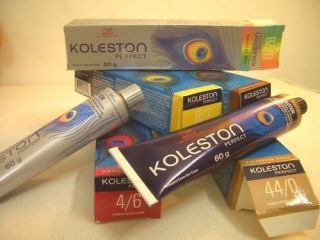 Wella Koleston Perfect 8/2 Light blonde/Matt 2 tubes permanent creme