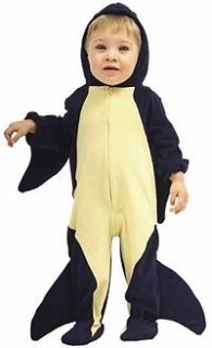 Kids Baby Infant Shamu Whale Halloween Holiday Costume Party (Size