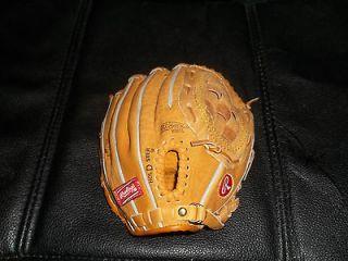 Babys First Baseball Glove  ) Perfect Baptism & Christening Gift