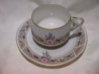 AUTHENTIC ANTIQUE ROSENTHAL SELB BAVARIA HAND PAINTED DONATELLO CUP