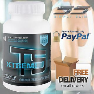 Newly listed Simply Slim T5 Xtreme Fat Burners Slimming Diet Weight