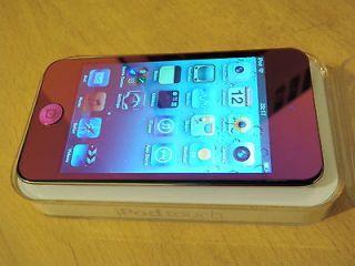 iPod 4th Purple, Pink, Gold, Baby Blue, Blue, Green. Mint. (32 GB)