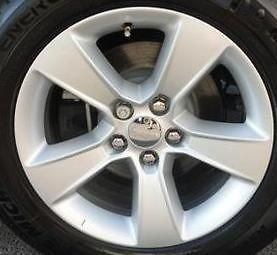 OEM 17 Alloy Wheel Rim for 2011 2012 Dodge Charger