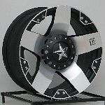 18 Inch Wheels Rims Chevy GMC Silverado 2500 1500 HD 3500 Truck XD 8