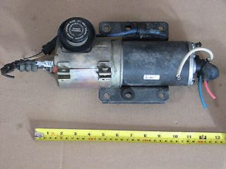 Rat Rod Hot Rod Subaru XT6 ELECTRIC POWER STEERING PUMP #694