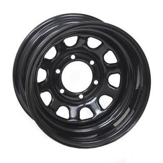Xtreme Rock Crawler Series 52 Black Wheel 16.5x9.75 8x170mm Set of 5