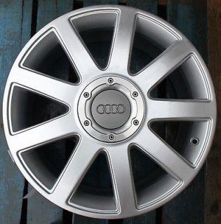One Audi A4 A6 18 9 Spoke Alloy Wheel Refurb 8J 4D0601025AH S Line S4