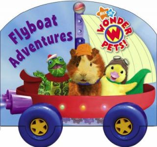 Flyboat Adventures (Wonder Pets!), Little Airplane Productions