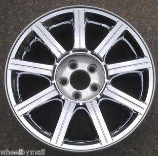 OEM 18 Chrysler 300 Chrome CLAD Wheel Rim 2279 1DL05TRMAA 277 1EP23TRM