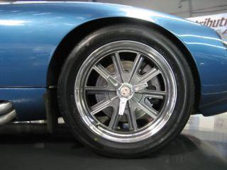 Shelby Cobra Daytona Coupe Wheels 18x8 Front 18x11 Rear