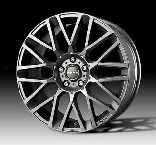 MOMO Car Wheel Rim Revenge Anthracite 15 x 6.5 inch 4 on 100 mm