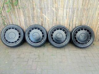 15 COMPOMOTIVE TH ALLOY WHEELS & TYRES VW GOLF LUPO POLO VAUXHALL