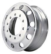 Accuride 41644XP 22.5 x 8.25 Aluminum Wheels Hub Piloted Polished
