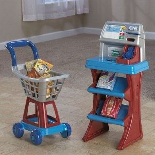American Plastic Toys My Very Own Shop N Pay Market Set