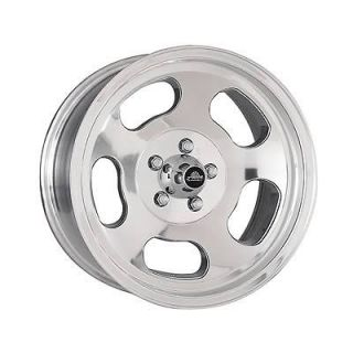 American Racing Ansen Sprint Polished Wheel 15x8 5x4.5 BC
