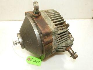 Bolens H14XL Tractor Transmission