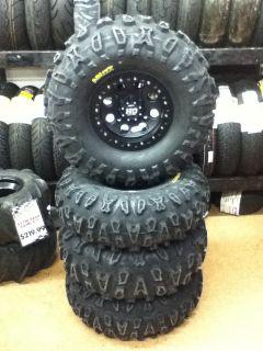 Polaris Ranger RZR Offroad Wheels and Tires W/ Beadlocks