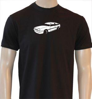 OPEL MANTA GTE MENS RETRO CLASSIC CAR T SHIRT CA163