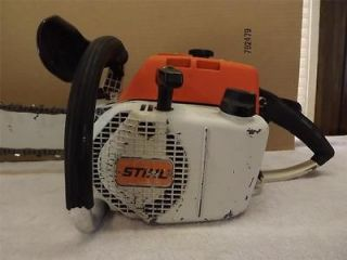 Stihl 041 Chainsaw With 20 Bar and NEW 20 Chain *WE SHIP