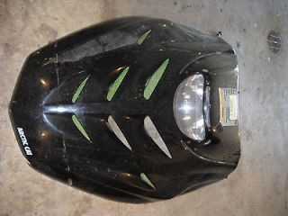 1996 Arctic Cat ZRT600, Gauges, Headlight & Hood assembly