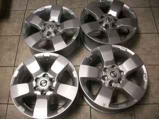 16 Nissan Xterra Frontier Factory Wheels Rims 2013