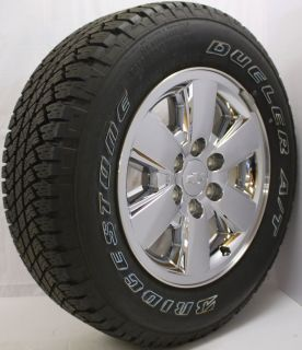 2013 Chevy Silverado Suburban Tahoe Avalanche 18 Z71 Chrome Wheels