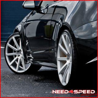20 2013 Lexus gs350 GS450 GS XO Tokyo Silver Staggered Wheels Rims
