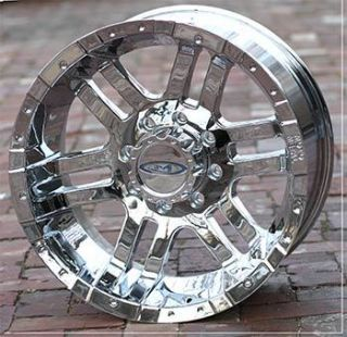 16 inch Chrome Wheels Rims Ford F250 F350 Truck 8 Lug