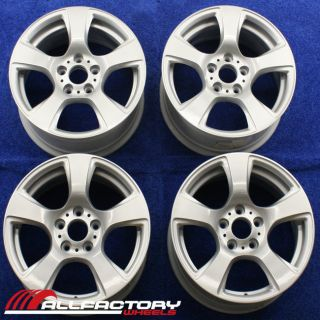 335i 17 2007 2008 2009 2010 2011 2012 OEM WHEELS RIMS SET 4 FOUR 59611