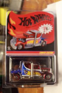 Hot Wheels 2012 Hot Wheels RLC Exclusive Custom Convoy