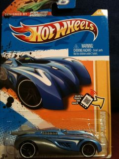 2012 HOT WHEELS NEW MODELS EAGLE MASSA DESIGNED BY FELIPE MASSA 46 247