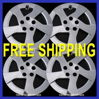 2011 Prius 15 Chrome Full Wheel Covers Hub Caps 5 Spoke Rims Wheels