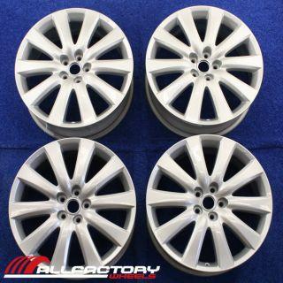 CX 9 20 2007 2008 2009 2010 Factory Rims Wheels Set Four 64900