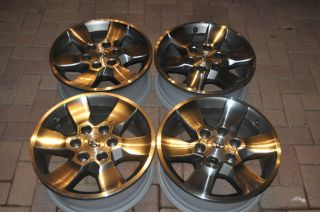 Runner 17 2010 2011 2012 Factory Wheels Rims Set 4 Four