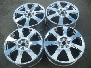 Cadillac SRX 20 2010 2013 Chrome Clad Wheels 560 4666