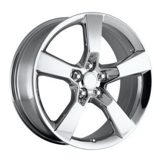20x8 and 20x9 2010 2011 Camaro SS Chrome Wheels Rims