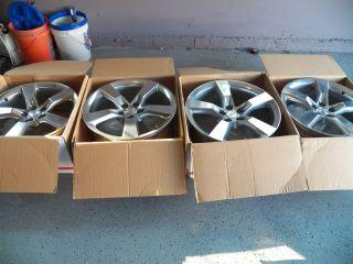 Stock Rim Wheels Original Equipment 2010 2012 Chevrolet Chevy Camaro