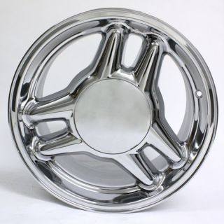 17 Factory Chrome 3089 Rims Wheels Set of 4 New 1994 2008