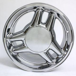 17 Factory Chrome 3089 Rims Wheels Set of 4 New 1994 2008