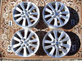 2011 Toyota Corolla 16 Wheels Rims Stock Factory Matrix Vibe 16 Rims