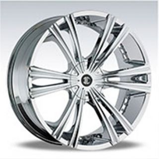 24 inch 2 Crave No 12 Wheels Dodge Charger Rims New
