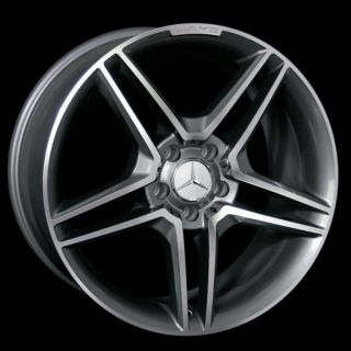 19 AMG Style Staggered Wheels 5x112 Rim Fits Mercedes Benz E63 AMG