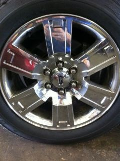 2007 2012 Ford Expedition F150 Wheels