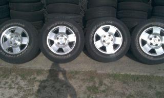 Tundra Stock Factory Wheels Rims Tires BFG 5x150 18 2008 2009